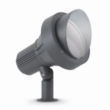 Ideal Lux - Lámpara exterior 1xE27/60W/230V antracita IP65