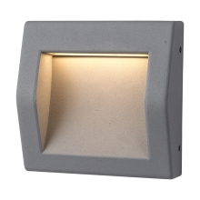 Iluminación LED de escaleras exterior WALL LED/6W/230V IP54