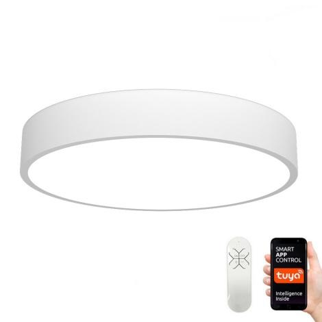 Immax NEO 07028L - LED Plafón regulable RONDATE LED/65W/230V + CR Tuya