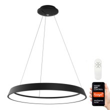 Immax NEO - LED Lámpara colgante regulable LIMITADO LED/39W/230V 60 cm negra Tuya