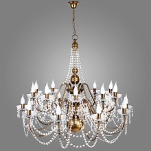 Lámparas colgantes de cristal KEMAR   Lampamania