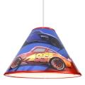 Lámpara colgante DISNEY CARS 1xE27/40W/230V