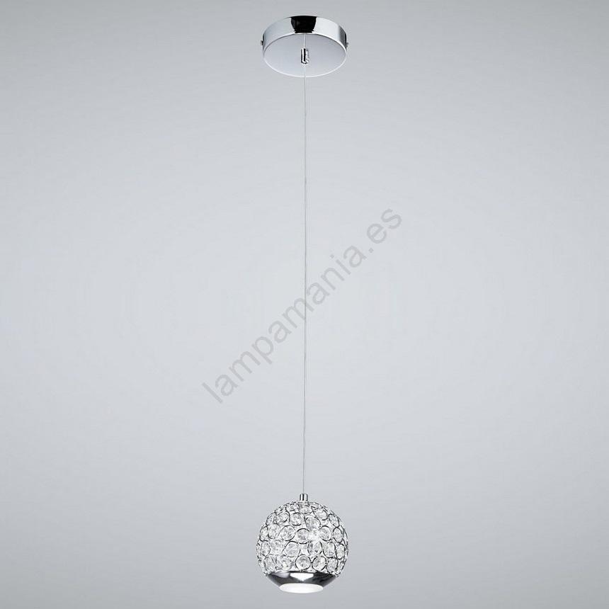 cristal Lámpara ANDREA LED colgante 1xLED8W230V K3ucT1J5lF