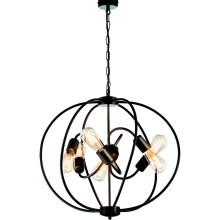 Lámparas colgantes rústicas   Lampamania