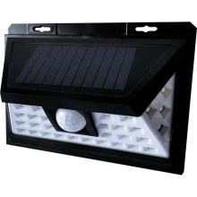 LED Aplique solar con sensor LED/5W IP65