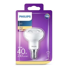 LED Bombilla reflectora Philips R50 E14/2,9W/230V