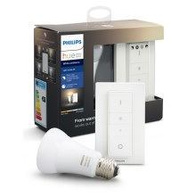 LED Bombilla regulable Philips HUE WHITE AMBIANCE 1xE27/8,5W/230V 2200-6500K