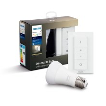 LED Bombilla regulable Philips HUE WHITE E27/9W/230V 2700K
