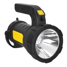 LED Linterna recargable 2xLED/5W/4000mA