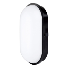 LED Plafón exterior DARA OVAL LED/20W/230V IP65