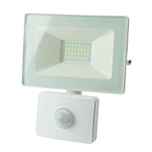 LED Reflector con sensor LED/10W/230V IP65
