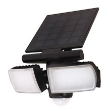 LED Reflector solar con sensor 2000mAh LED/8W/3,7V IP44