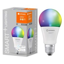 LED RGB Bombilla regulable SMART+ E27/14W/230V 2700K-6500K wi-fi - Ledvance
