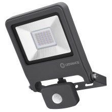 Ledvance - LED Reflector ENDURA con sensor LED/10W/230V IP44