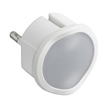 Legrand 50678 - LED regulable Luz de emergencia LP9 LED/0,06W/230V
