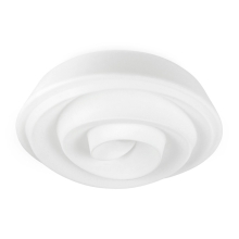 Linea Light 7658 - Plafón ROSE 3xE27/46W/230V IP40