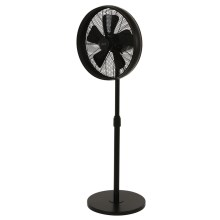 Lucci Air 213115EU - Ventilador de pie BREEZE negro