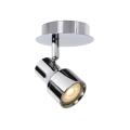Lucide 17948/05/11 - Foco LED para el baño SIRENE-LED 1xGU10/4,5W/230V