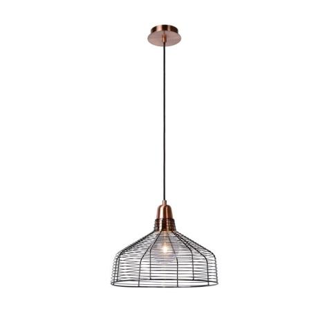 Lucide 71362/35/17 - Lámpara colgante MOINO 1xE27/60W/230V 35 cm