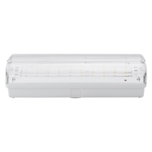 Luz de emergencia LED LED/3W/240V 6000K IP65