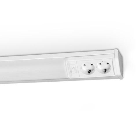 Luz mueble de cocina REGA 1xG5/21W/230V 6400K blanco