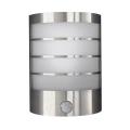 Massive 17174/47/10 - CALGARY Iluminación exterior con sensor 1xE14/12W/230V IP44
