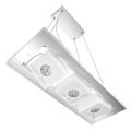 Osram - Lámpara colgante LED TRESOL 3xLED/4,5W/230V