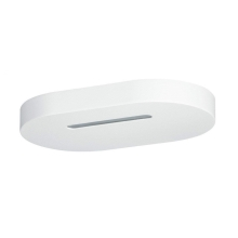 Paulmann 70394 - LED/10W IP44 Aplique de baño BELONA 230V