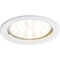 Paulmann 92781 - Iluminación LED empotrada para el baño PREMIUM LINE COIN LED/14W