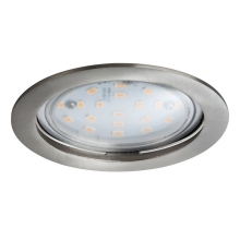 Paulmann 92782 - Iluminación LED regulable para el baño COIN LED/14W/230V IP44