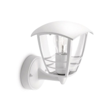 Philips 15380/31/16 - Aplique exterior MYGARDEN CREEK E27/60W/230V