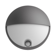 Philips 16456/93/16 - LED Lámpara exterior  con sensor MYGARDEN CAPRICORN LED/6W