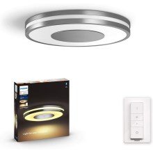 Philips 32610/48/P6 - LED Plafón regulable HUE BEING LED/27W/230V + control remoto