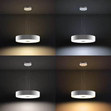 LED regulable FAIR 4033931P7 HUE Philips colgante LED39W230V Lámpara 54R3LqjA