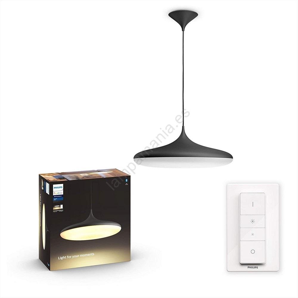 Philips 4076130P6 LED Lámpara colgante regulable HUE CHER LED39W230V + control remoto