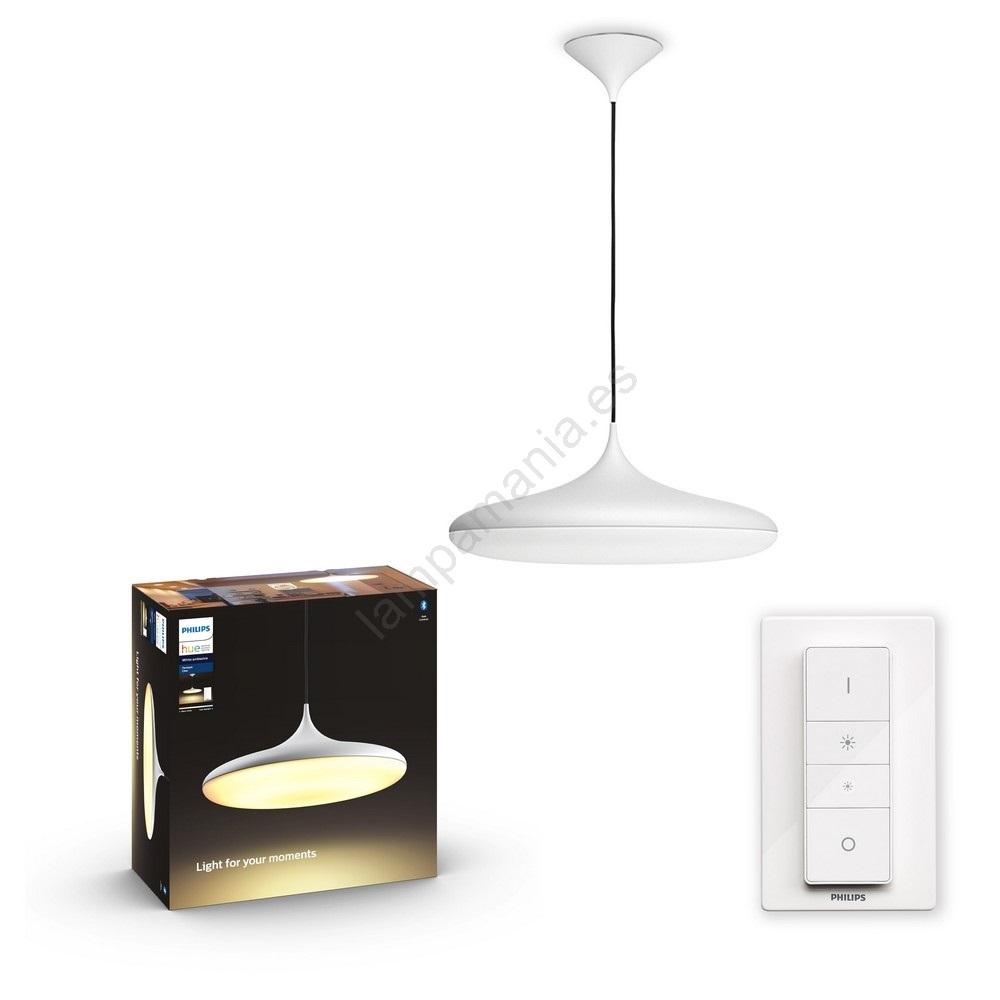 Philips 4076131P6 LED Lámpara colgante regulable HUE CHER LED39W230V + control remoto