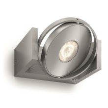 Philips 53150/48/P0 - LED Aplique regulable PARTICON LED/4,5W/230V