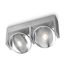 Philips 53152/48/16 - Foco LED PARTICON 2xLED/7,5W