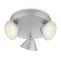 Philips 53289/48/16 - Foco LED TWEED 3xLED/3W/230V