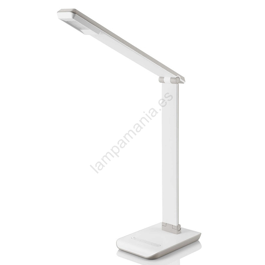 De Led 240v Philips Lámpara 716653116 Regulable 1xled4w100 Mesa Crane HEWD29I
