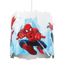 Philips 71751/40/16 - Lámpara colgante infantil MARVEL SPIDER-MAN 1xE27/23W/230V