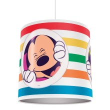 Philips 71752/30/16 - Lámpara colgante infantil DISNEY MICKEY MOUSE 1xE27/23W/230V