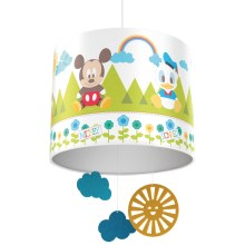 Philips 71753/30/16 - Lámpara colgante infantil DISNEY MICKEY MOUSE 1xE27/23W/230V