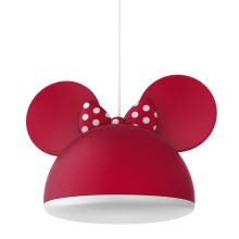 Philips 71758/31/16 - Lámpara colgante infantil DISNEY MINNIE MOUSE 1xE27/15W/230V
