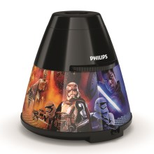 Philips 71769/30/P0 - LED Proyector DISNEY STAR WARS LED infantil/0,1W/3xAA