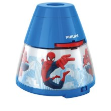 Philips 71769/40/16 - Proyector infantil MARVEL SPIDER-MAN 1xLED/0,1W/3xAA