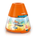 Philips 71769/53/16 - LED Proyector infantil DISNEY PLANES 1xLED/0,1W/3xAA