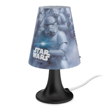 Philips 71795/99/16 - Lámpara de mesa infantil STAR WARS LED/2,3W/230V