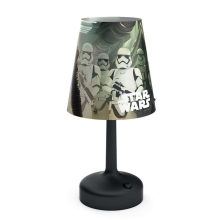 Philips 71796/30/P0 - LED Lámpara de mesa infantil DISNEY STAR WARS 1xLED/0,6W/3xAA