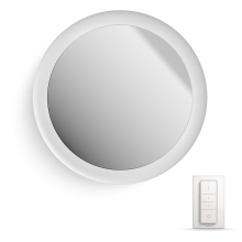 Philips - Espejo LED regulable LED/40W IP44